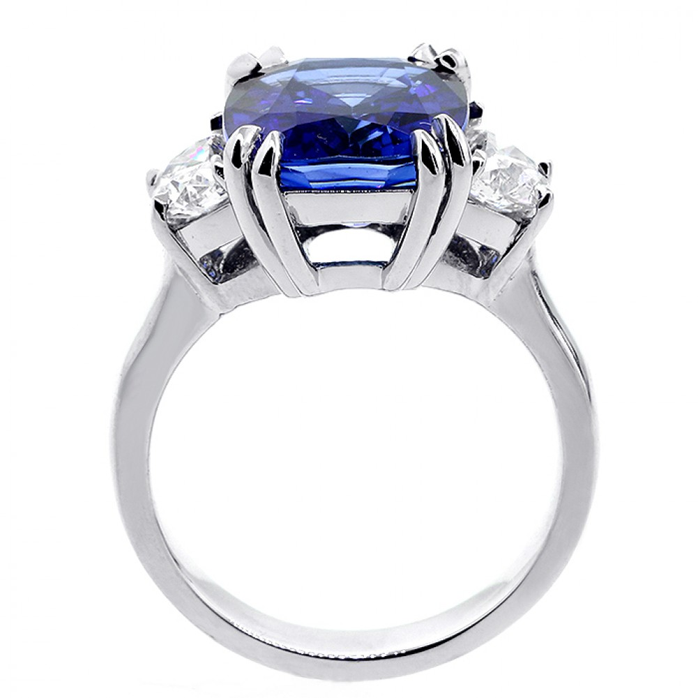 corundum art sapphire blue carat band product black rings caravagio princess engagement diamond ring white wedding caravaggio masters ct gold set