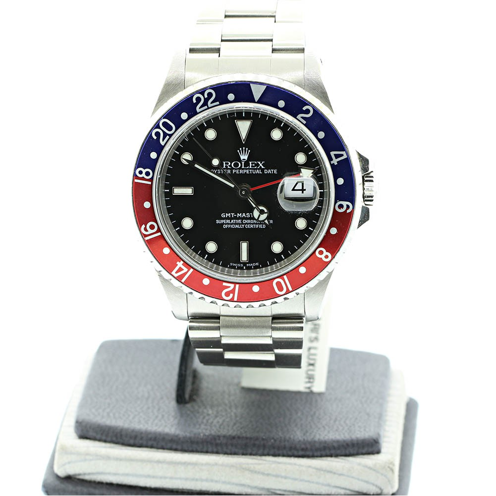 rolex oyster perpetual date gmt master 2