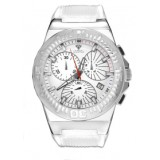 Aqua Master Sport White Watch
